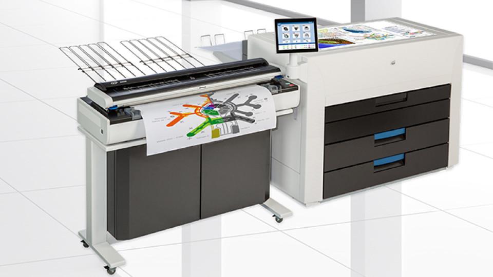 KIP990 at Gordon Document Products
